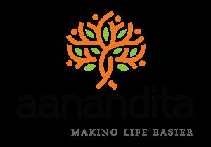 Aanandita Logo