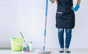 Making Cleaning easy